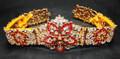 Stone Jewelry Dance Belt SQ33
