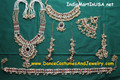 Professional Kathak Dance Jewelry Set PRO90