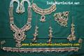 Professional Kathak Dance Jewelry Set PRO90
