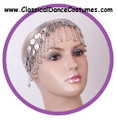 Belly dance Head set with sequins M059