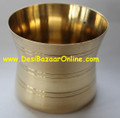 Brass panchapathram for hindu pooja