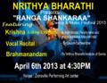 Ranga Shankaraa Event Tickets for Family