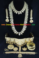 Mohiniyattam jewelry set