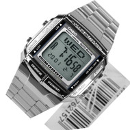 Casio DB-360 Unisex Databank Digital Watch DB-360-1ADF