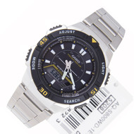 Casio Tough Solar Black Dial Mens Sport Watch AQ-S800WD-1EVDF AQS800WD
