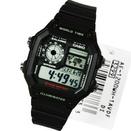 Casio World Time AE-1200WH-1AVDF
