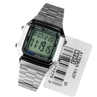 Casio Watch A178WA-1ADF
