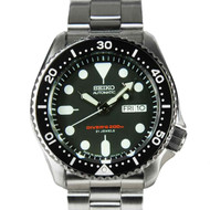 Seiko automatic divers watch 200m SKX007J1 oyster