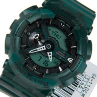 Casio G-Shock Camouflage Watch GA-110CM-3ADR