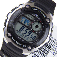 Casio Digital Sports Watch AE2100W AE-2100W-1 AE-2100W-1AV