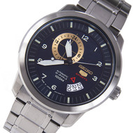 Seiko Automatic Stainless Steel Gents Sports Watch SSA203J1 SSA203J SSA203