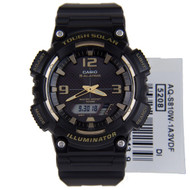 Casio AQ-S810W-1A3V AQS810W Tough Solar Mens Watch