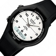AW-90H-7BVDF AW-90H-7B Casio  Digital Analog Gents Watch