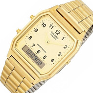 AQ-230GA-9BMQ AQ-230GA-9B Casio Digital Analog Gents Watch
