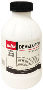 Mita Black Copier Developer 100,000 Page Yield - MTA37085111