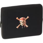 "Targus Walt Disney 15.4"" Laptop Slipcase - Pirates of the Caribbean Skull - ONS077CA-DY06"