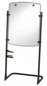 Quartet - 120TE Silhouette Tilting White Board Easel - 3413859461/120TE