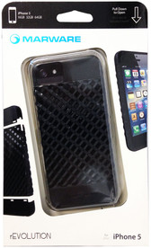 Marware Revolution Case For iPhone 5 - Black Sea - ADRE1011