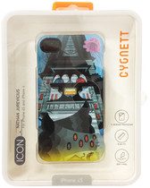 Cygnett ICON Series Nathan Jurevicius Underwater Art Case For iPhone 4/4s - CY0672CPICO