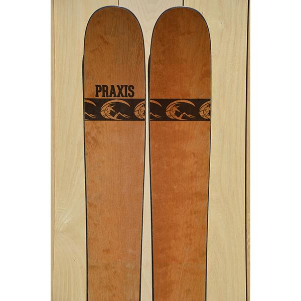 BC 160 birch veneer ski 8050