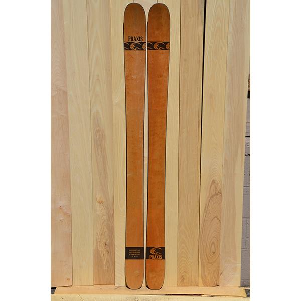 BC 170 birch veneer ski 8051