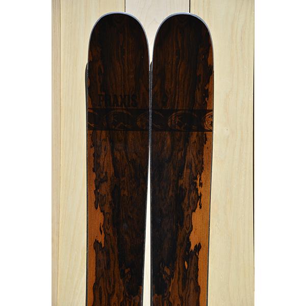 BC 180 unknown veneer ski 8053