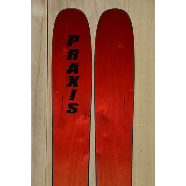 Concept ski 187 cherry veneer stock #7958