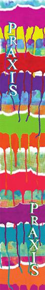 Drip ski graphic