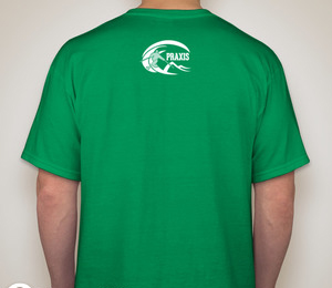 Skiercrafted T-shirt — Irish Green