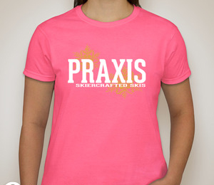 Praxis Skiercrafted T-Shirt