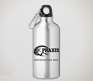 Praxis Skiercrafted Water Bottle