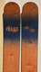 BPS powder ski 183 cm with cherry veneer