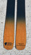 Keep Tahoe Blue Karelian Birch Wood Veneer Ski