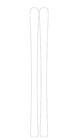 SND  Custom Ski