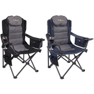 OZtrail Big Boy Folding Camping Picnic Arm Chair - pack 2 (With Free Shipping)