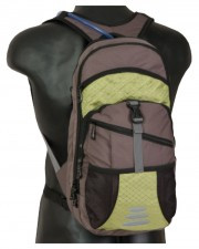 OZtrail Monitor 3 Litre Hydration Back Pack - Angle View