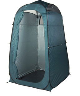 OZtrail Pop Up Shower Tent Ensuite Change Room Toilet - Interior