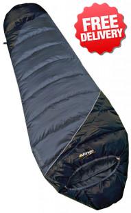Vango Nitestar 350 Sleeping Bag -13 Celcius - (Top View)