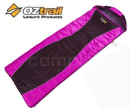OZtrail Lawson Hooded -5 Celcius Sleeping Bag - 220 x 75cm