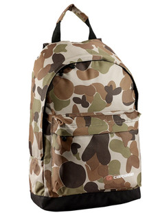 Caribee Ghana Camo Auscam Backpack Daypack Bag - Front View