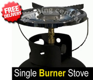OZtrail Single Burner Gas Camping Portable Stove Cooker