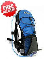 OZtrail Goanna 1.5 Litre Hydration Pack Bladder - Front View
