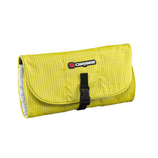 Caribee Travel Toiletry Shampoo Bag - (Colour Yellow)