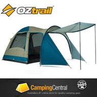 OZtrail Tasman 4V Plus Dome Tent - NEW 2020 MODEL