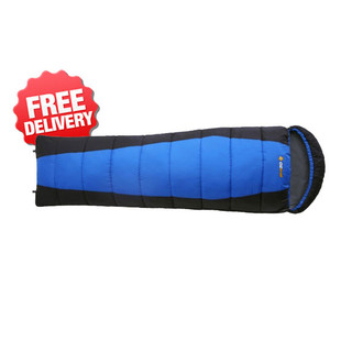 OZtrail Bowen Hooded Sleeping Bag +10 Cel. - With Free Shipping