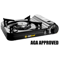 AGA APPROVED - OZTRAIL BUTANE GAS COOKER