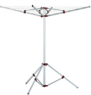 OZtrail Portable Camping Clothesline Hanger Clothing
