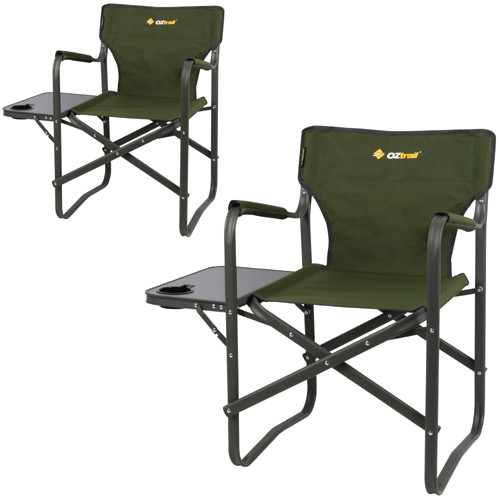 Oztrail Directors Classic With Table Is Available At Camping Central