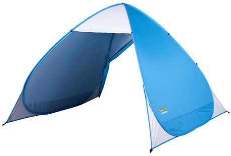 OZtrail UPF50+ Sunrise Pop Up Instant Beach Tent Shelter