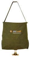 OZtrail 20 Litre Canvas Shower Bucket